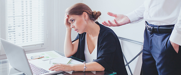 Signs of Unhappy Employee